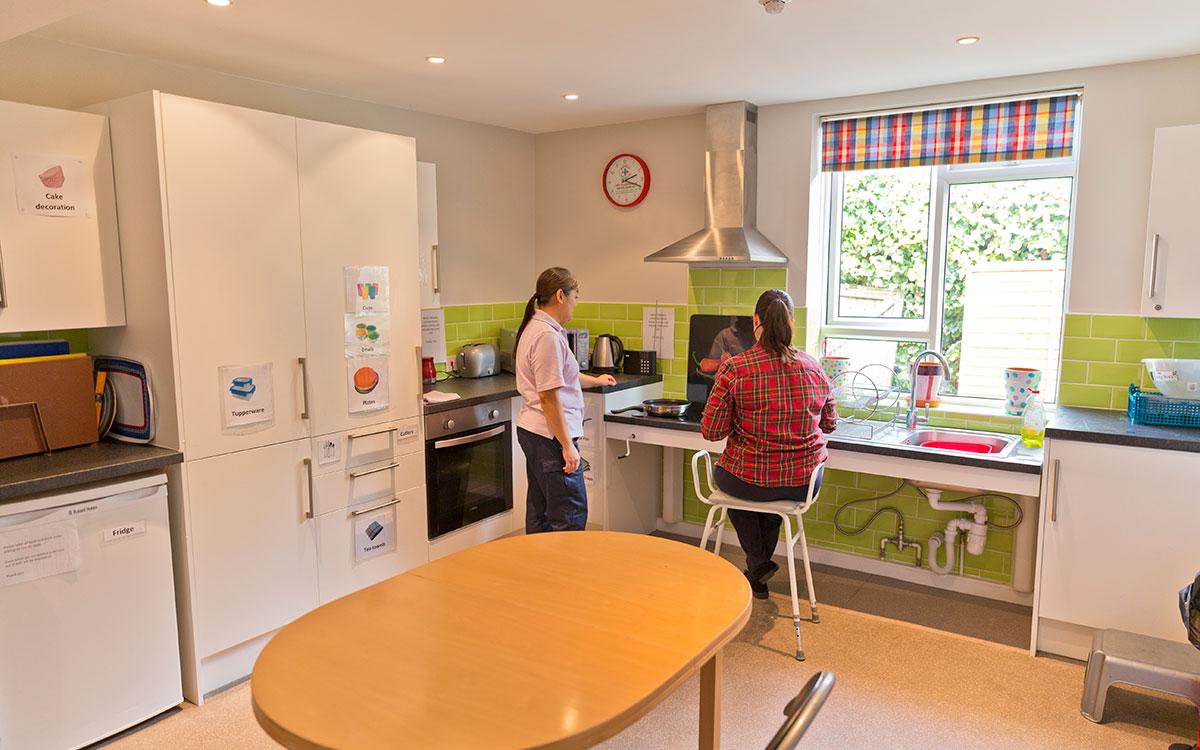 Community Service - Peartree House Neurological Rehabilitation